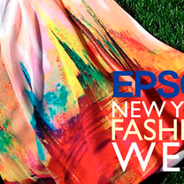 Chile brilló en Epson NY Fashion Week 2015