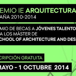 Premio IE Arquitectura+