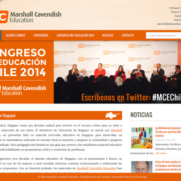Marshall Cavendish Education Latinoamérica